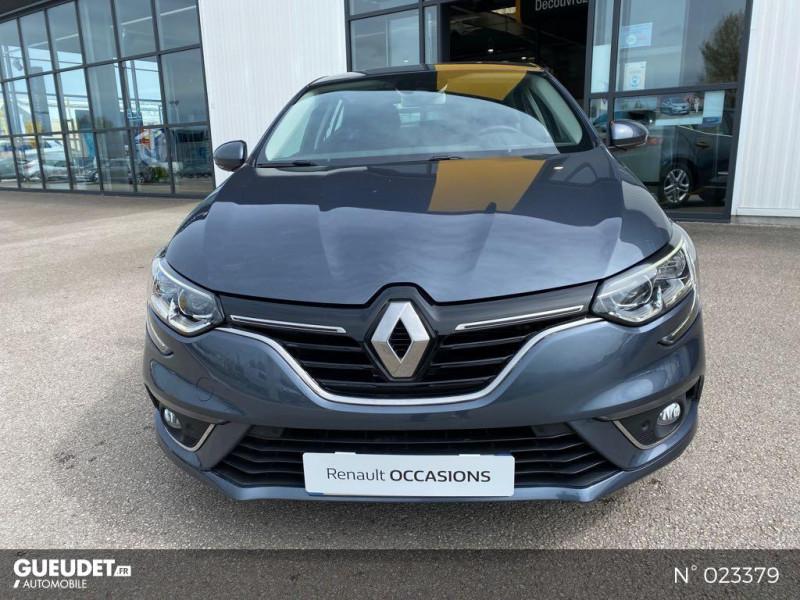 Renault Megane 1.5 Blue dCi 115ch Business Gris occasion à Neufchâtel-en-Bray - photo n°2
