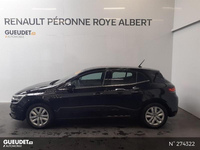 Renault Megane 1.5 Blue dCi 115ch Business Noir occasion à Péronne - photo n°8