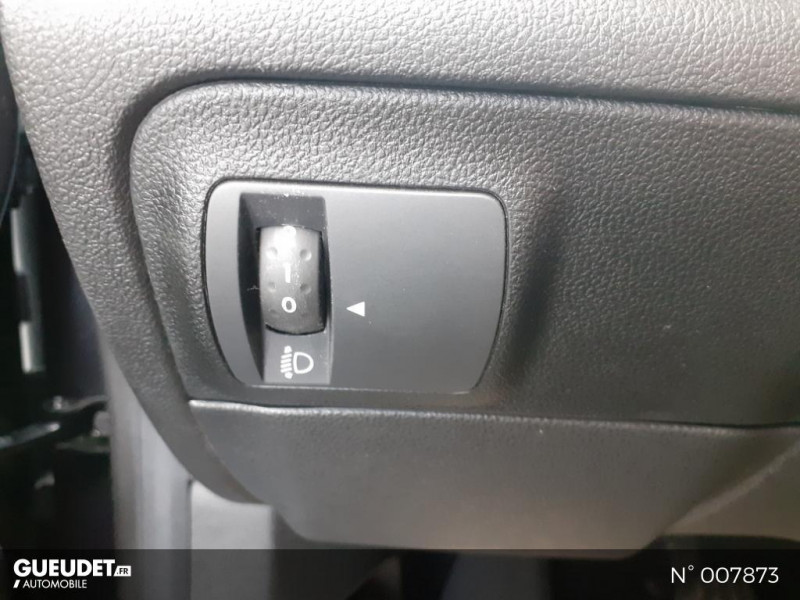 Renault Megane 1.5 Blue dCi 115ch Business Gris occasion à Saint-Just - photo n°15