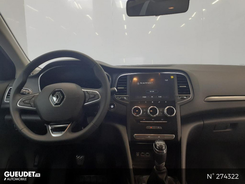Renault Megane 1.5 Blue dCi 115ch Business Noir occasion à Péronne - photo n°10
