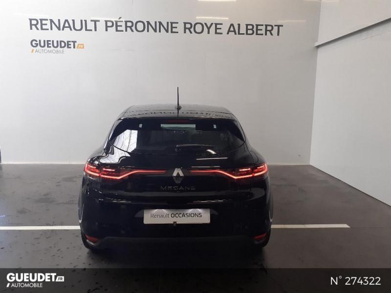 Renault Megane 1.5 Blue dCi 115ch Business Noir occasion à Péronne - photo n°3