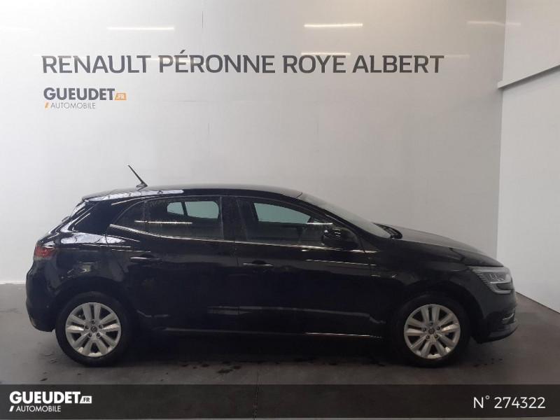 Renault Megane 1.5 Blue dCi 115ch Business Noir occasion à Péronne - photo n°7
