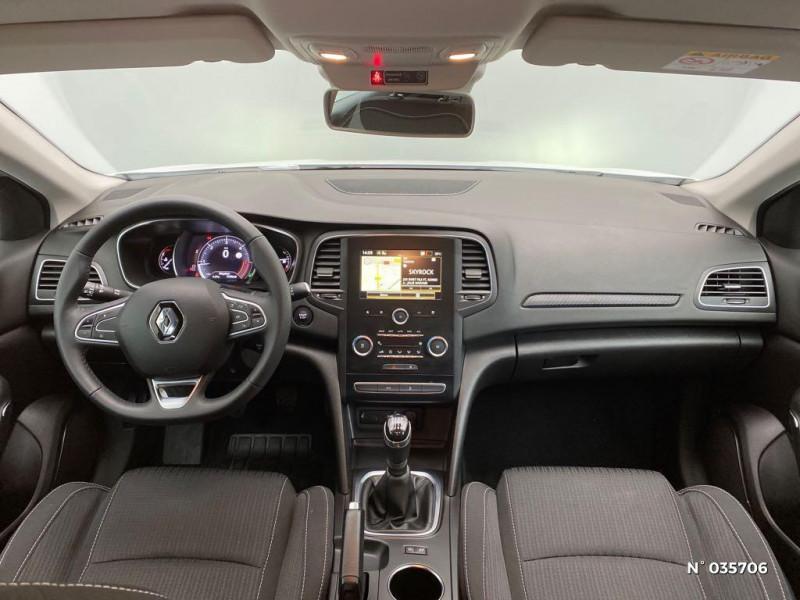 Renault Megane 1.5 Blue dCi 115ch Business Gris occasion à Abbeville - photo n°10