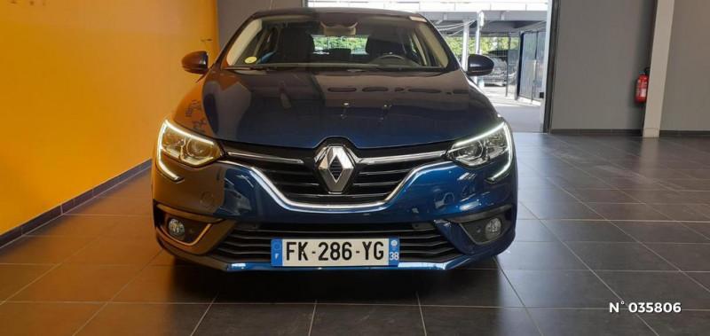 Renault Megane 1.5 Blue dCi 115ch Business Bleu occasion à Saint-Maximin - photo n°2
