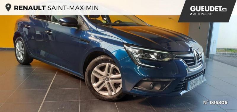 Renault Megane 1.5 Blue dCi 115ch Business Bleu occasion à Saint-Maximin