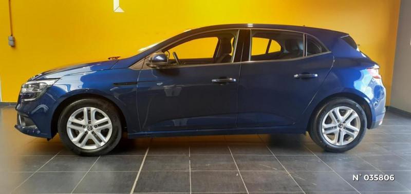 Renault Megane 1.5 Blue dCi 115ch Business Bleu occasion à Saint-Maximin - photo n°8