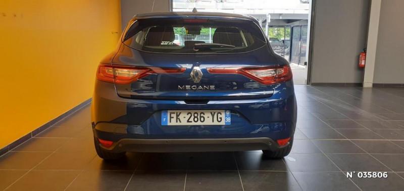 Renault Megane 1.5 Blue dCi 115ch Business Bleu occasion à Saint-Maximin - photo n°3