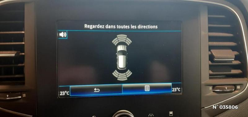 Renault Megane 1.5 Blue dCi 115ch Business Bleu occasion à Saint-Maximin - photo n°13