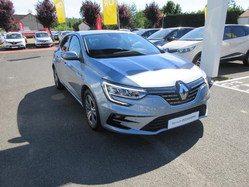 Renault Megane 1.5 Blue dCi 115ch Intens - 20 Gris occasion à Albi - photo n°2