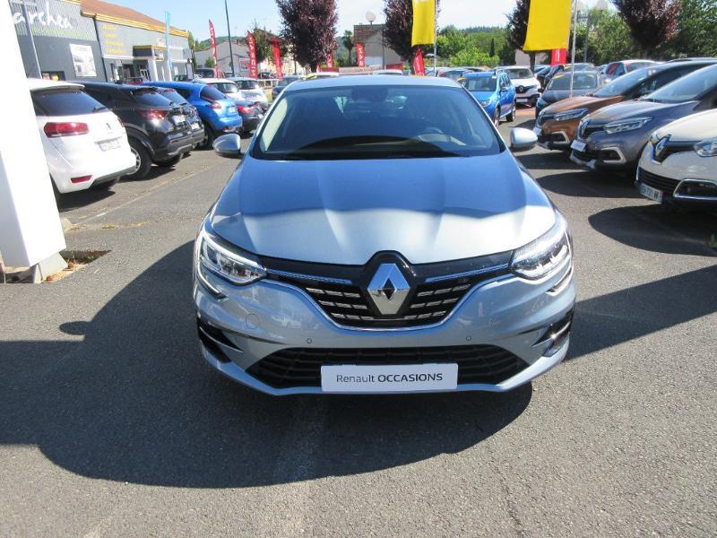 Renault Megane 1.5 Blue dCi 115ch Intens - 20 Gris occasion à Albi - photo n°3