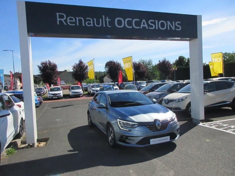 Renault Megane 1.5 Blue dCi 115ch Intens - 20 Gris occasion à Albi
