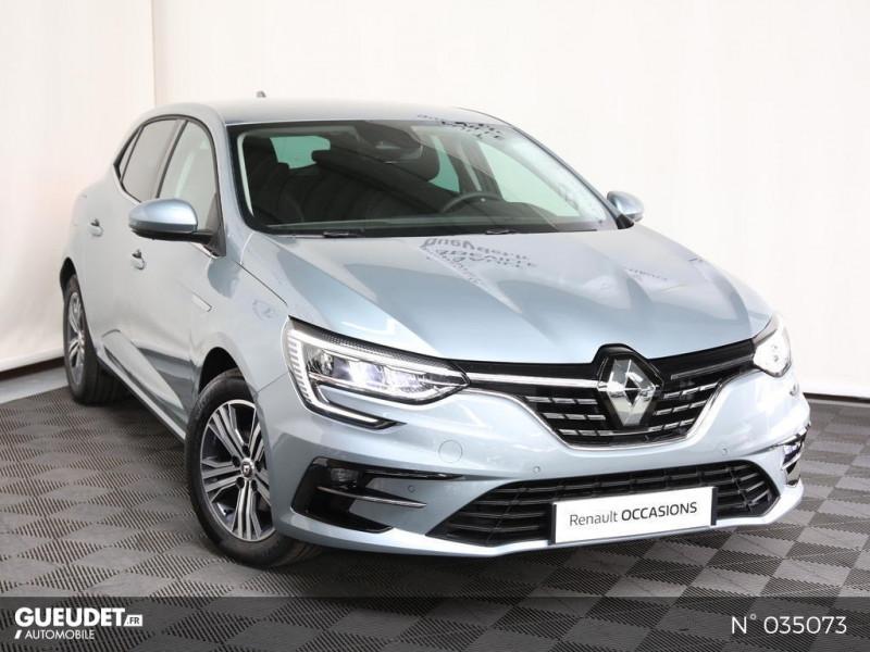 Renault Megane 1.5 Blue dCi 115ch Intens - 20 Gris occasion à Abbeville