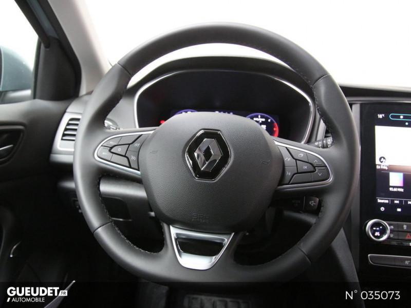 Renault Megane 1.5 Blue dCi 115ch Intens - 20 Gris occasion à Abbeville - photo n°9
