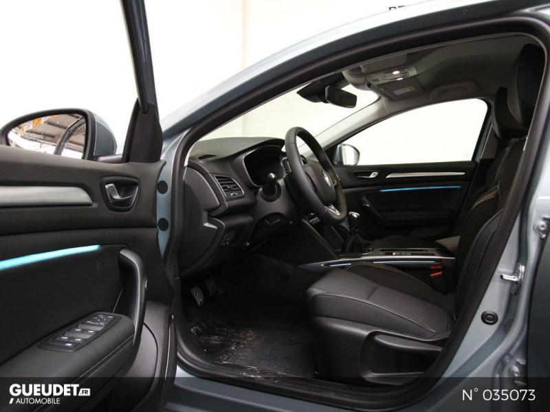 Renault Megane 1.5 Blue dCi 115ch Intens - 20 Gris occasion à Abbeville - photo n°5