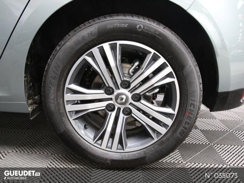 Renault Megane 1.5 Blue dCi 115ch Intens - 20 Gris occasion à Abbeville - photo n°19