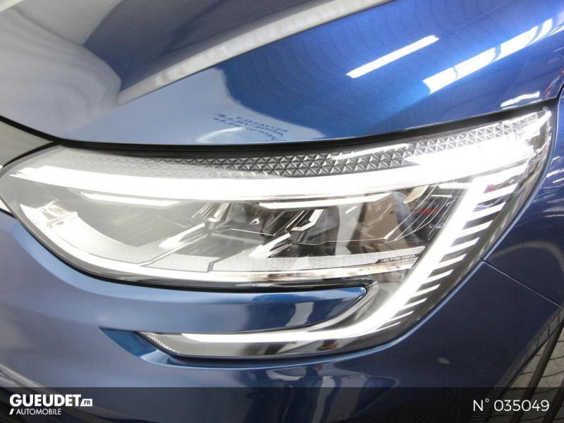 Renault Megane 1.5 Blue dCi 115ch Intens - 20 Bleu occasion à Abbeville - photo n°14