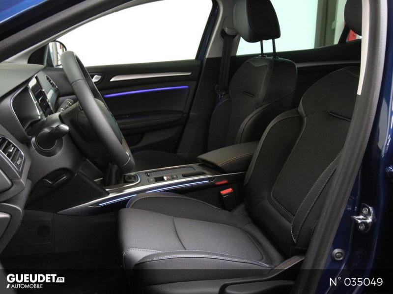 Renault Megane 1.5 Blue dCi 115ch Intens - 20 Bleu occasion à Abbeville - photo n°15