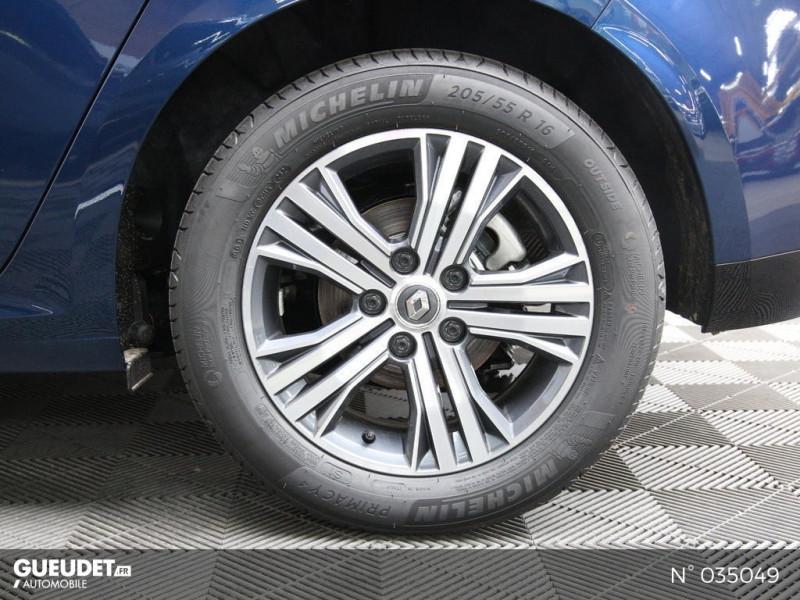 Renault Megane 1.5 Blue dCi 115ch Intens - 20 Bleu occasion à Abbeville - photo n°19