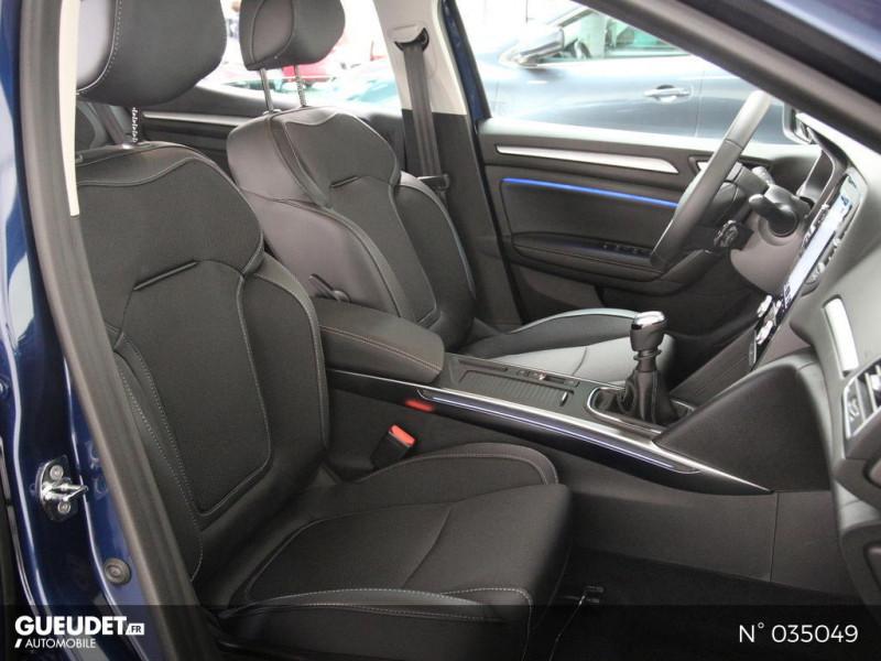 Renault Megane 1.5 Blue dCi 115ch Intens - 20 Bleu occasion à Abbeville - photo n°8