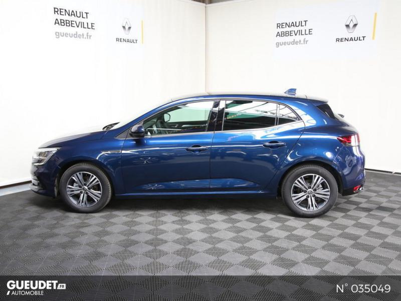 Renault Megane 1.5 Blue dCi 115ch Intens - 20 Bleu occasion à Abbeville - photo n°2