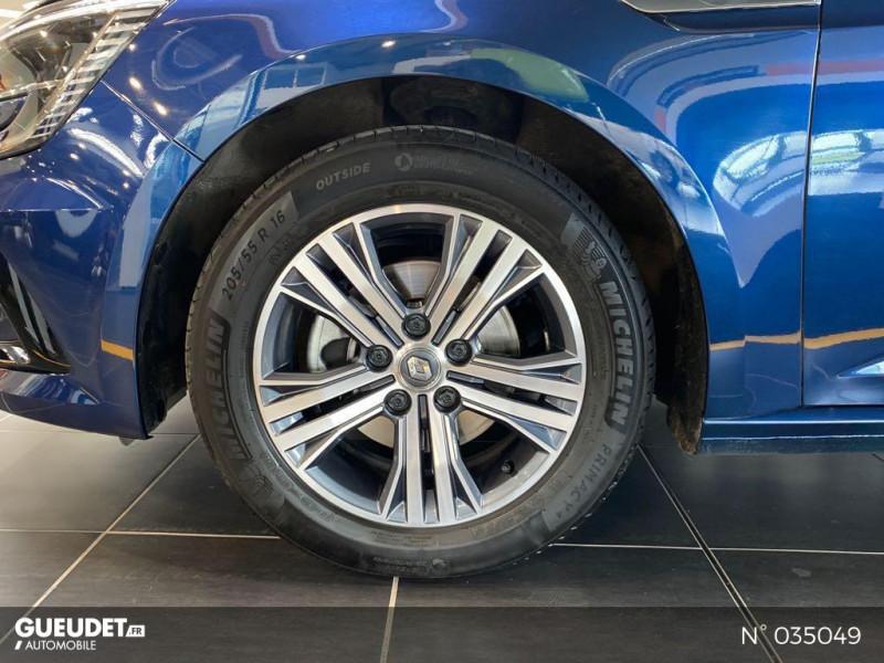 Renault Megane 1.5 Blue dCi 115ch Intens - 20 Bleu occasion à Abbeville - photo n°10