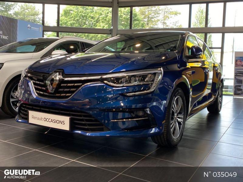 Renault Megane 1.5 Blue dCi 115ch Intens - 20 Bleu occasion à Abbeville