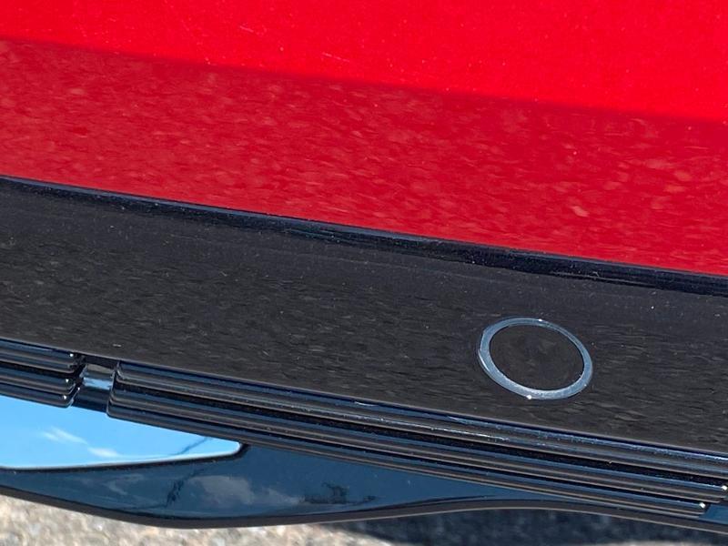 Renault Megane 1.5 Blue dCi 115ch Intens -21B Rouge occasion à Rodez - photo n°10