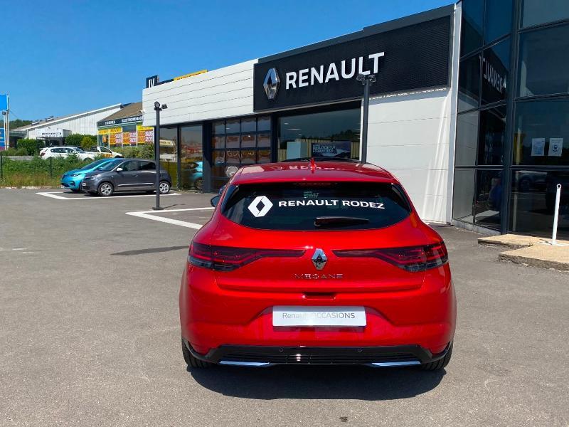 Renault Megane 1.5 Blue dCi 115ch Intens -21B Rouge occasion à Rodez - photo n°5