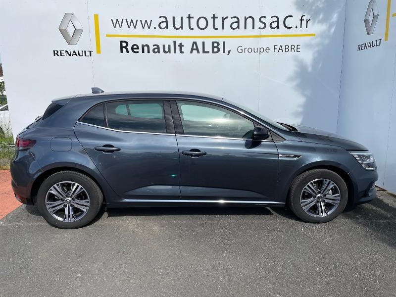 Renault Megane 1.5 Blue dCi 115ch Intens EDC - 20 Gris occasion à Albi - photo n°4