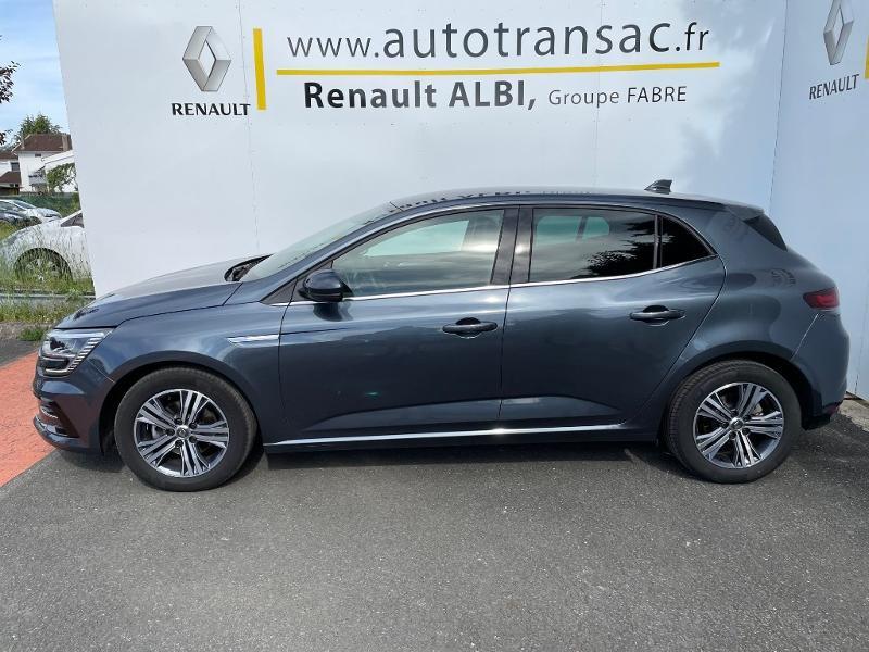 Renault Megane 1.5 Blue dCi 115ch Intens EDC - 20 Gris occasion à Albi - photo n°3