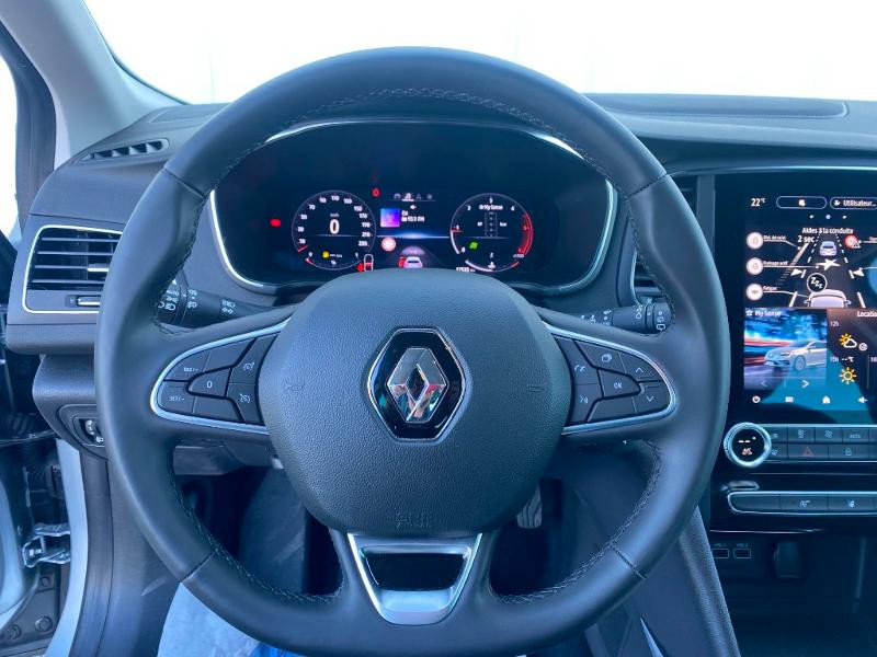 Renault Megane 1.5 Blue dCi 115ch Intens EDC - 20 Gris occasion à Albi - photo n°13