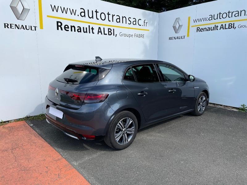 Renault Megane 1.5 Blue dCi 115ch Intens EDC - 20 Gris occasion à Albi - photo n°6
