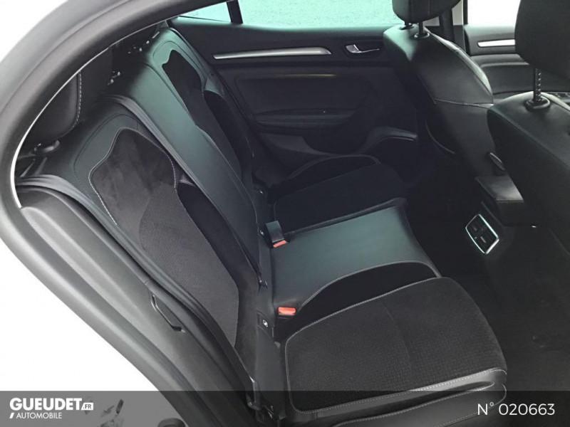 Renault Megane 1.5 Blue dCi 115ch Intens Gris occasion à Fécamp - photo n°5