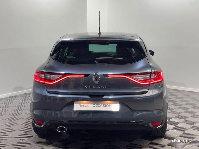 Renault Megane 1.5 Blue dCi 115ch Intens Gris occasion à Évreux - photo n°3