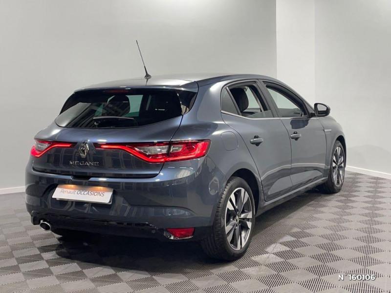 Renault Megane 1.5 Blue dCi 115ch Intens Gris occasion à Évreux - photo n°6