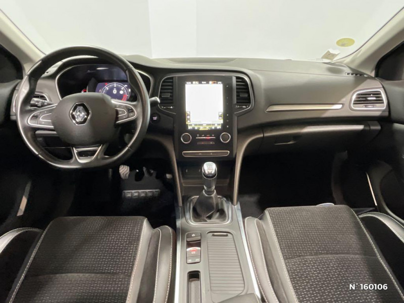 Renault Megane 1.5 Blue dCi 115ch Intens Gris occasion à Évreux - photo n°10