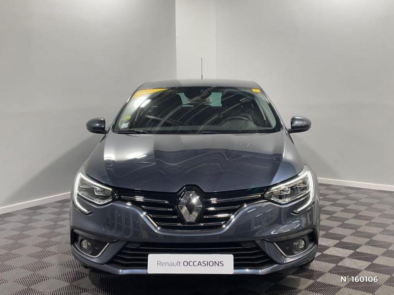 Renault Megane 1.5 Blue dCi 115ch Intens Gris occasion à Évreux - photo n°2
