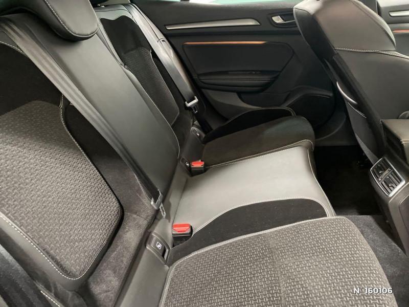 Renault Megane 1.5 Blue dCi 115ch Intens Gris occasion à Évreux - photo n°5