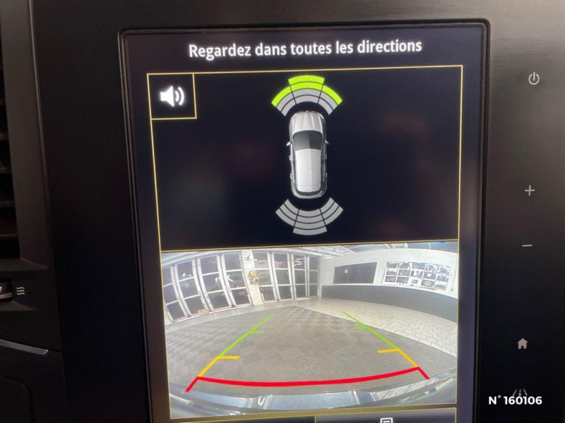 Renault Megane 1.5 Blue dCi 115ch Intens Gris occasion à Évreux - photo n°13