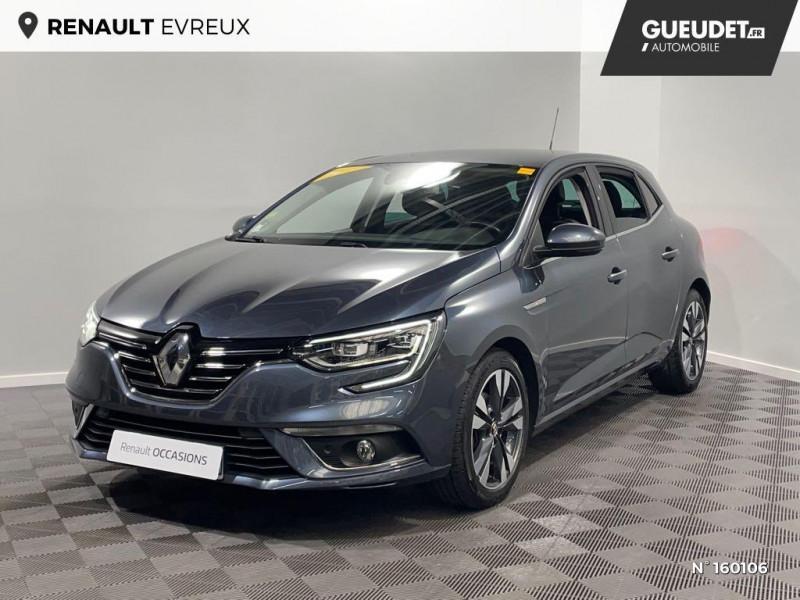Renault Megane 1.5 Blue dCi 115ch Intens Gris occasion à Évreux