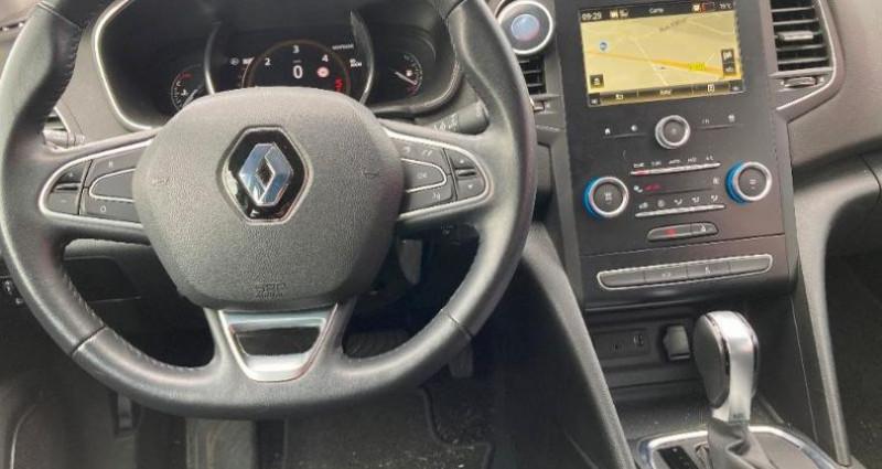 Renault Megane 1.5 dCi 110ch energy Business EDC Blanc occasion à LA RAVOIRE - photo n°6