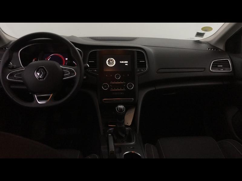 Renault Megane 1.5 dCi 110ch energy Business Noir occasion à Millau - photo n°8