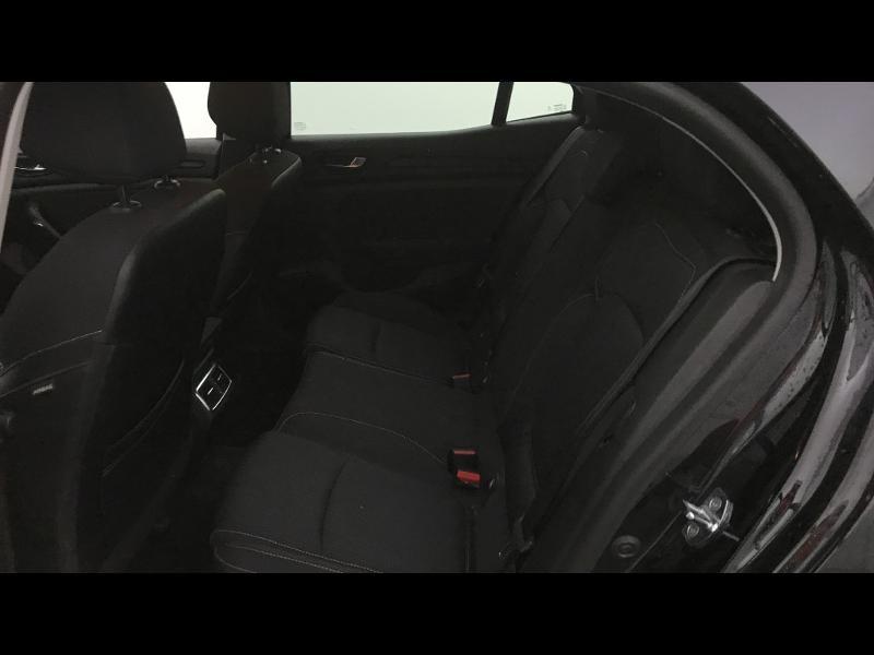 Renault Megane 1.5 dCi 110ch energy Business Noir occasion à Millau - photo n°10