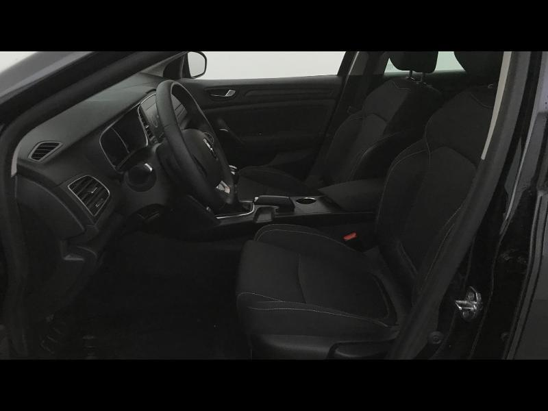 Renault Megane 1.5 dCi 110ch energy Business Noir occasion à Millau - photo n°9