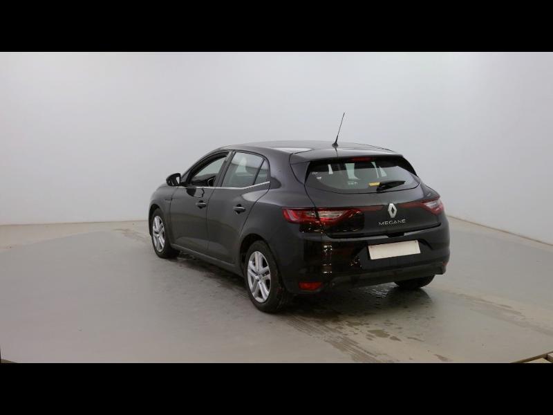 Renault Megane 1.5 dCi 110ch energy Business Noir occasion à Millau - photo n°3