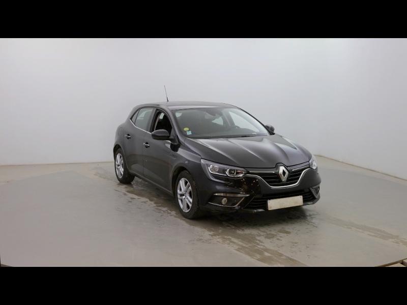 Renault Megane 1.5 dCi 110ch energy Business Noir occasion à Millau - photo n°5