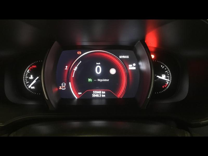 Renault Megane 1.5 dCi 110ch energy Business Noir occasion à Millau - photo n°7