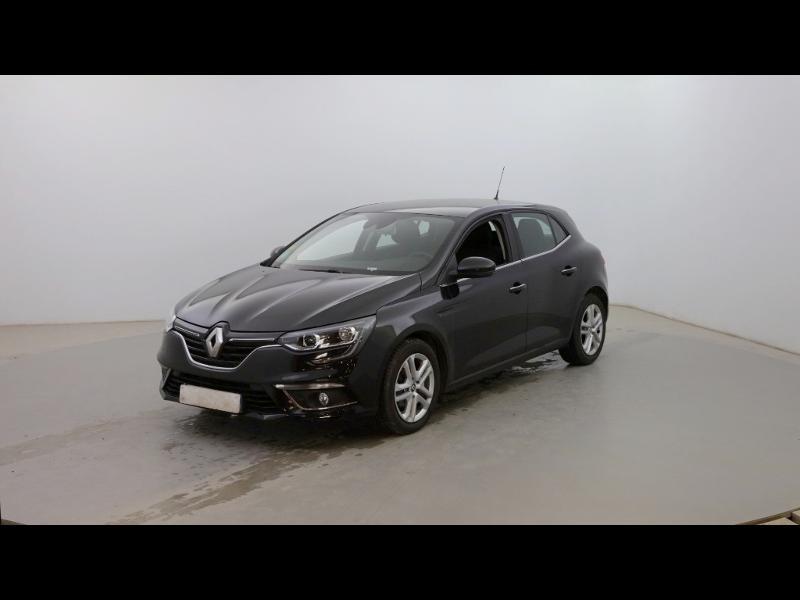Renault Megane 1.5 dCi 110ch energy Business Noir occasion à Millau - photo n°2