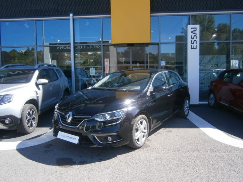 Renault Megane 1.5 dCi 110ch energy Business Noir occasion à Millau