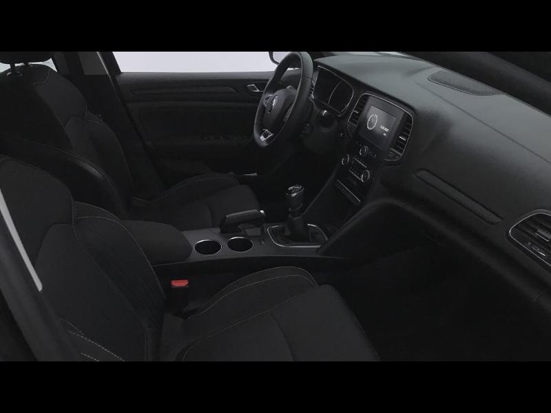 Renault Megane 1.5 dCi 110ch energy Business Noir occasion à Millau - photo n°12